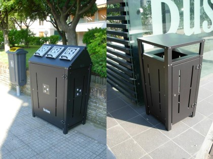 Street Furniture<p>Components and Solutions