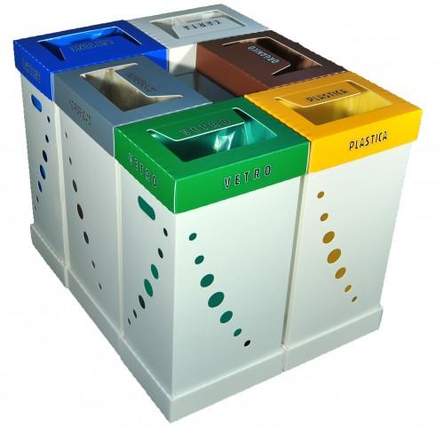 Eco Light <p> Polypropylene alveolar containers