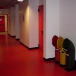Politecnico di Torino - Cittadella del Design - Interni